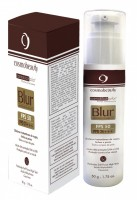 BLUR  Base Corretiva FPS50- 50g -  CHOCOLATE  - FPS 50/PPD +++ -  COSMOBEAUTY
